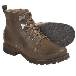 Sorel King Stacked Moc Mid Boots - Leather (For Men) in Cub