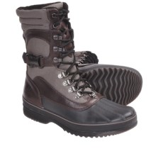 Sorel Kitchner Conquest Boots - Insulated (For Men) in Major/Black - Closeouts