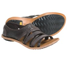 Sorel Lake Shoes - Leather (For Women) in Hawk - Closeouts