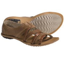 Sorel Lake Shoes - Leather (For Women) in Honey - Closeouts