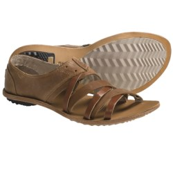 Sorel Lake Shoes - Leather (For Women) in Honey