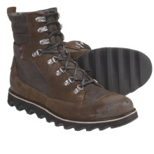 Sorel Mad Mukluk Boots - Suede (For Men) in Hawk - Closeouts