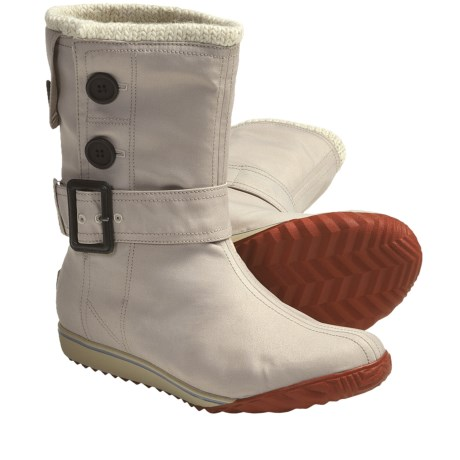Sorel Milano Breve Boots (For Women) in Oxford Tan