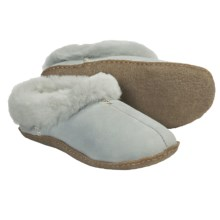 Sorel Nakiska Shearling-Lined Slippers (For Women) in Lux - Closeouts