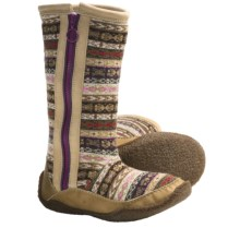 Sorel Norquay Sweater Boots (For Women) in Gloxina - Closeouts