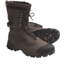 Sorel Open Range Boots - Waterproof, Insulated (For Men) in Bark - Closeouts