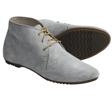 Sorel Richelieu Shoes - Suede (For Women) in Taffy