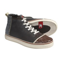 Sorel Sentry Chukka Sneakers - Canvas (For Men) in Java - Closeouts