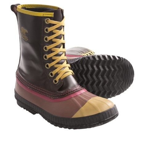 Sorel Sentry Original Boots - Waterproof (For Men) in Saddle