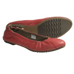 Sorel Skimmer Shoes - Leather (For Women) in Burnt Henna