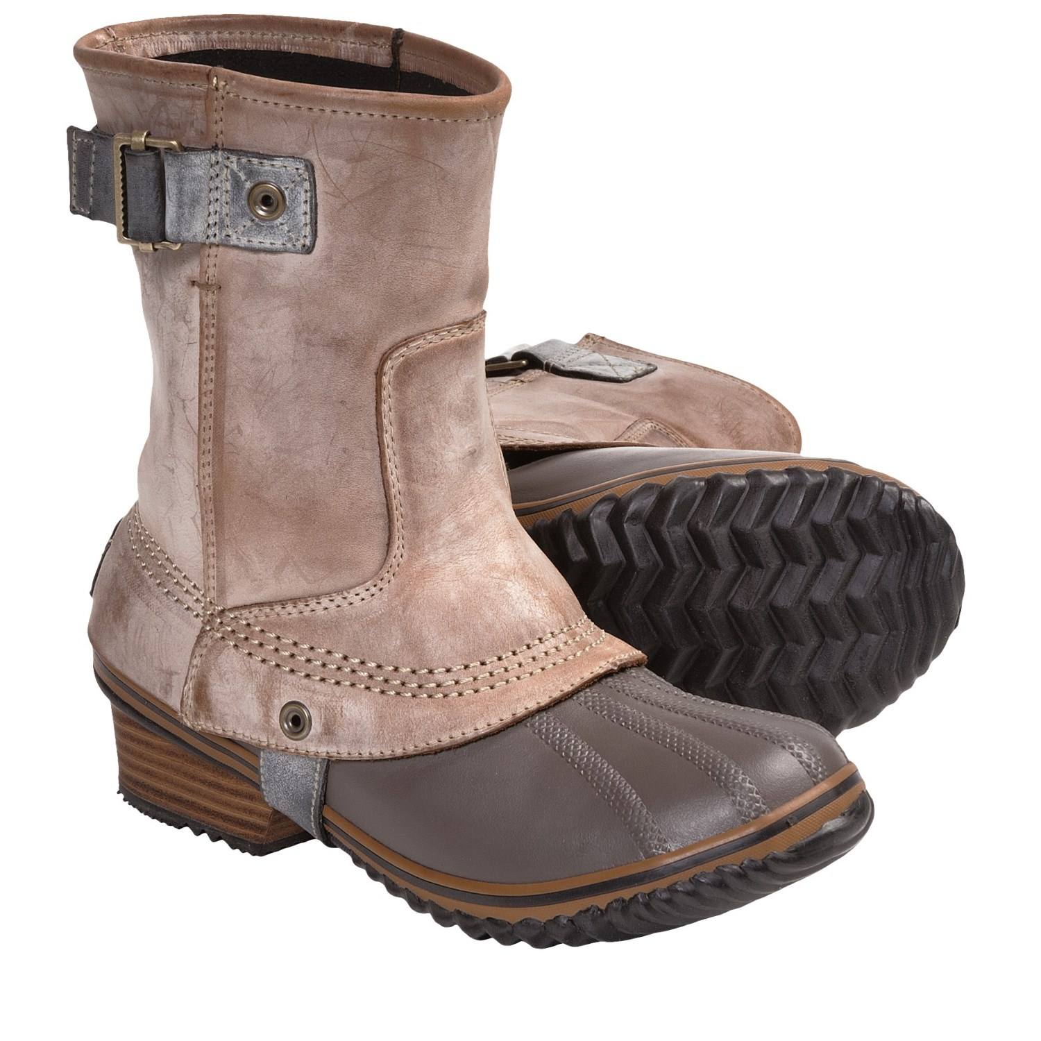 Brilliant Sorel Conquest Carly Short Pac Boots  Waterproof Insulated For