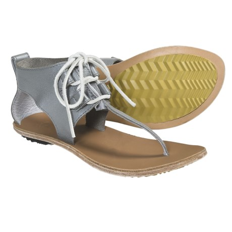 Sorel Summer Boot Sandals - Leather (For Women) in Lux