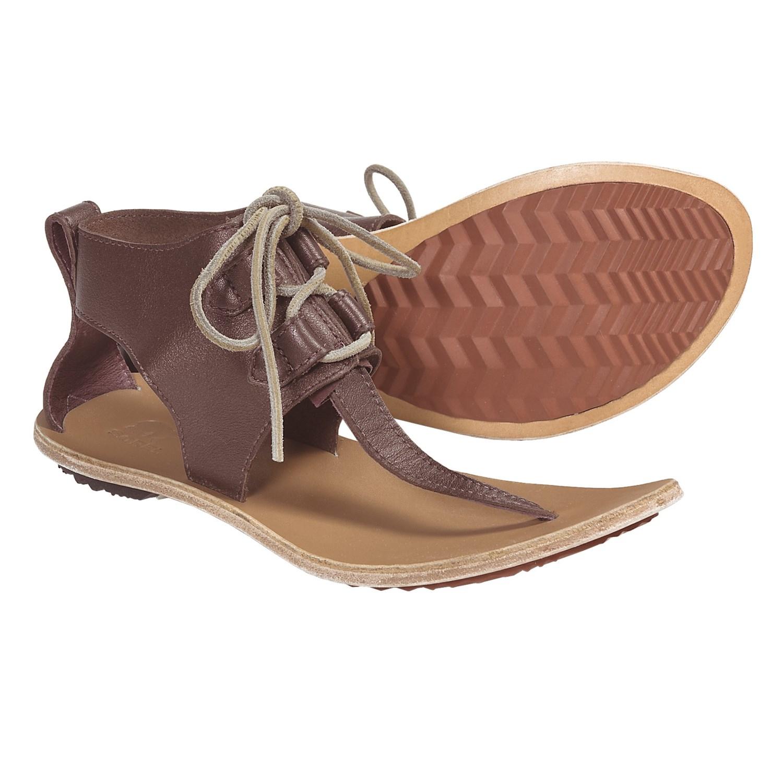 sorel summer boot sandals leather for