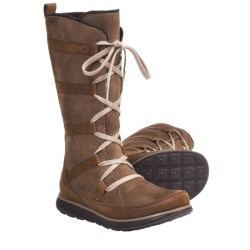 Sorel The Liftline II Boots - Leather (For Women) in Autumn Bronze/Black