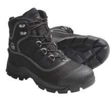 Sorel Timberwolf Leather Boots - Waterproof, Insulated (For Women) in Black - Closeouts