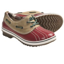 Sorel Tivoli Low II Winter Shoes - Waterproof (For Women) in Chili Pepper/Dark Green - Closeouts