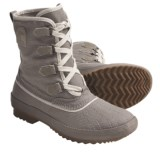 Sorel Tivoli Rugged Canvas Boots (For Women)