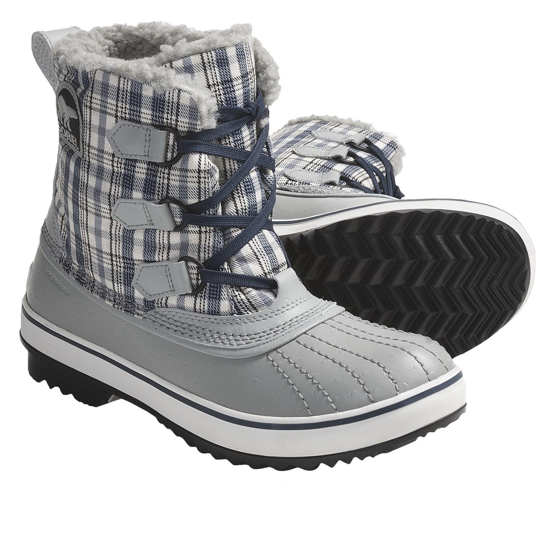 Simple Sorel Tivoli High Snow Boots (For Women) 7254J