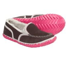 Sorel Tremblant Moc Slipper Shoes (For Women) in Hawk/Stone - Closeouts