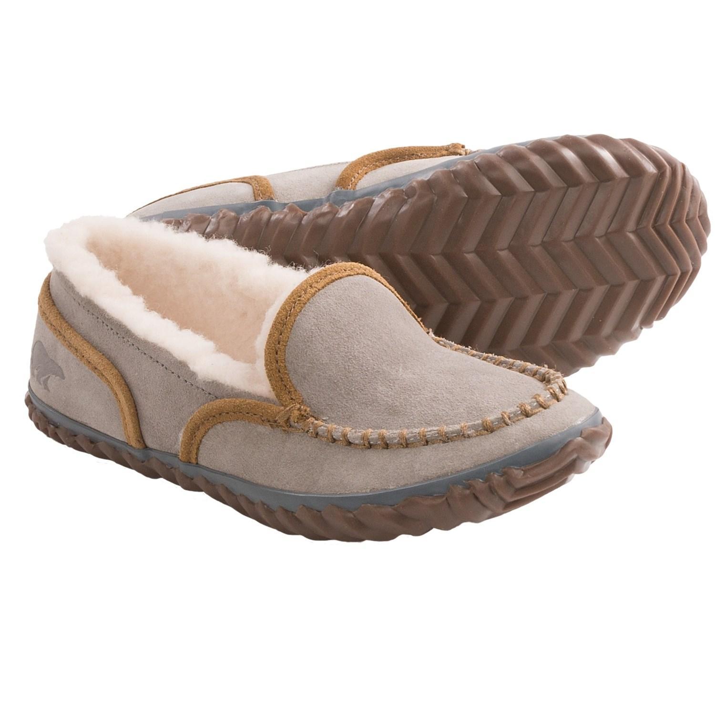 sorel tremblant moc slipper shoes for