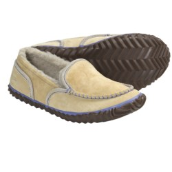 Sorel Tremblant Moc Slipper Shoes (For Women) in Kettle/Natural