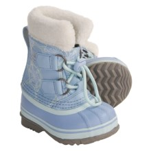 Sorel Yoot Pac Winter Boots - Waterproof (For Kids) in Heavenly Blue - Closeouts