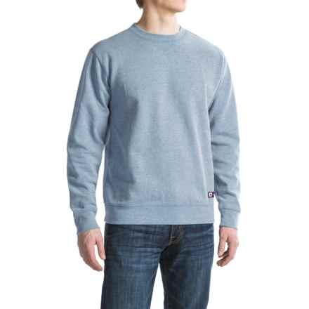 Southern Proper Bragg Sweatshirt - Crew Neck (For Men) in Allure Blue - Closeouts