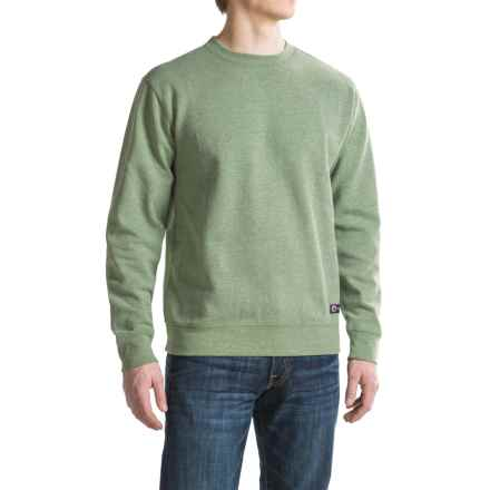Southern Proper Bragg Sweatshirt - Crew Neck (For Men) in Loden Frost - Closeouts