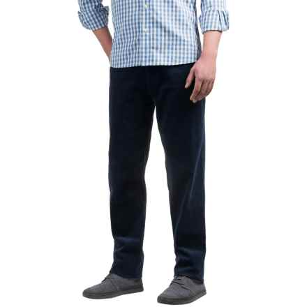 Southern Proper Corduroy Pants (For Men) in Navy - Closeouts