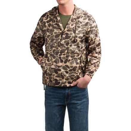 Southern Proper Labrador Jacket - Snap Neck (For Men) in Camo - Closeouts