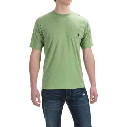 Southern Proper Signs of Season T-Shirt - Short Sleeve (For Men) in Loden Frost - Closeouts