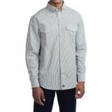 Southern Proper Ticking Stripe Shirt - Long Sleeve (For Men)