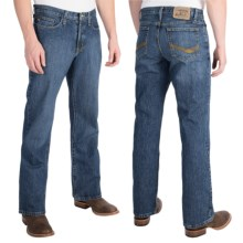 Southern Thread The Stillwater Jeans - Relaxed Fit, Low Rise (For Men) in Medium Indigo - Closeouts