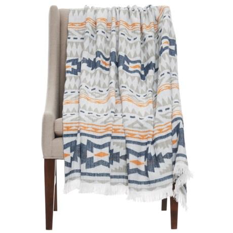 Image of Southwest Woven Throw Blanket - 50x60?