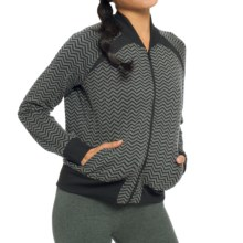 Soybu Adrienne Jacket (For Women) in Black - Closeouts