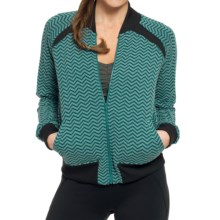 Soybu Adrienne Jacket (For Women) in Gemstone - Closeouts
