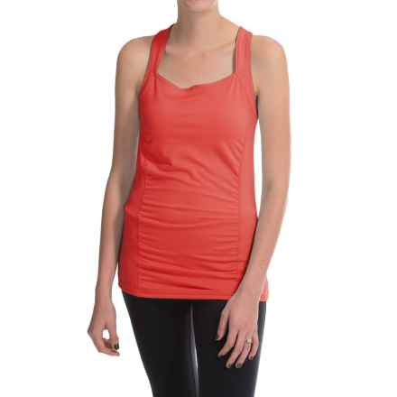 Soybu Alecia Tank Top - UPF 50+, Built-In Sports Bra (For Women) in Amore - Closeouts