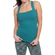 Soybu Alecia Tank Top - UPF 50+, Built-In Sports Bra (For Women) in Gemstone - Closeouts