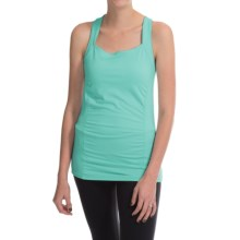 Soybu Alecia Tank Top - UPF 50+, Built-In Sports Bra (For Women) in Waterfall - Closeouts