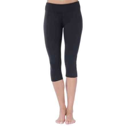 Soybu Allegro Capris - UPF 50+ (For Women) in Black - Closeouts
