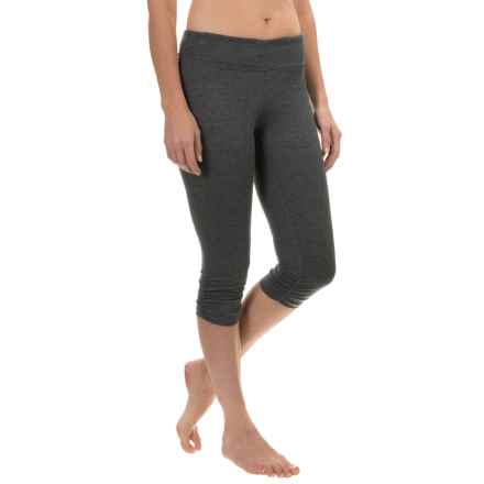 Soybu Allegro Capris - UPF 50+ (For Women) in Storm Heather - Closeouts