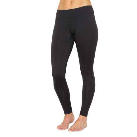 Soybu Allegro Leggings - UPF 50+ (For Women) in Black - Closeouts