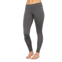 Soybu Allegro Leggings - UPF 50+ (For Women) in Storm Heather - Closeouts