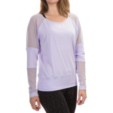Soybu Alma Shirt - Long Dolman Sleeve (For Women) in Neo Plum - Closeouts