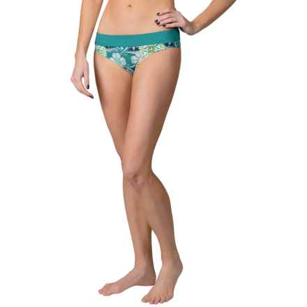Soybu Amalfi Band Bikini Bottoms (For Women) in Botanica - Closeouts