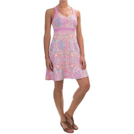 Soybu Arden Dress - UPF 50+, Sleeveless (For Women) in Secret Garden - Closeouts