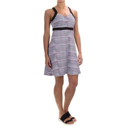 Soybu Arden Dress - UPF 50+, Sleeveless (For Women) in Sonic Wave - Closeouts