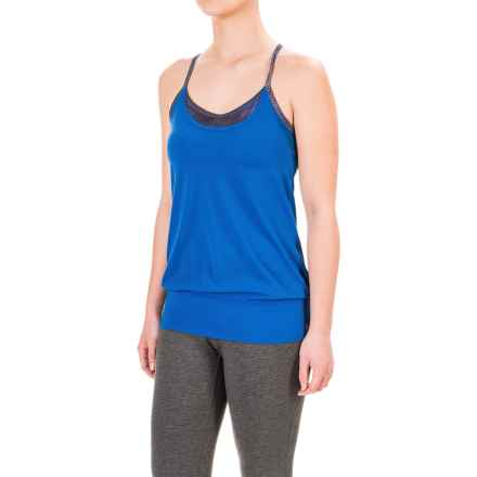 Soybu Aria Tank Top - Built-In Bra (For Women) in Galaxy - Closeouts