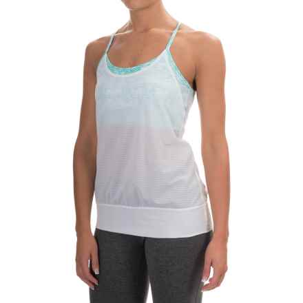 Soybu Aria Tank Top - Built-In Bra (For Women) in Mirage - Closeouts