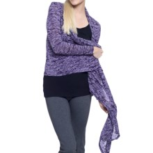 Soybu Aubrey Wrap - Long Sleeve (For Women) in Nova - Closeouts